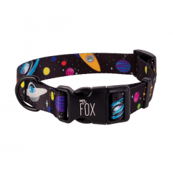 dog collar GALAXY